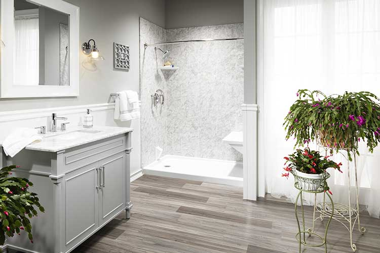 bath bathroom. Mold, Mildew, Unsightly Grout And Weak Or Damaged Tile Work Are All Hallmarks Of A Bathroom That Needs Some TLC. If You Know Your Shower Bath To Be