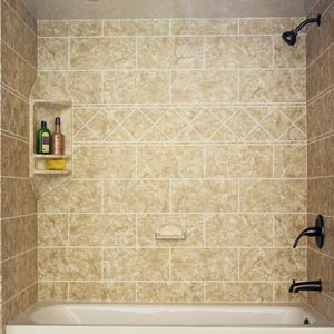 Bathtub Surrounds Tub Surrounds Bath Tub Walls Luxury Bath - Bathroom tubs and surrounds