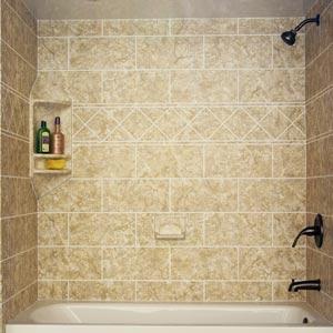 Quartz Shower Surround