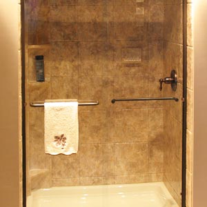 Shower Replacement | Replace Shower | Luxury Bath